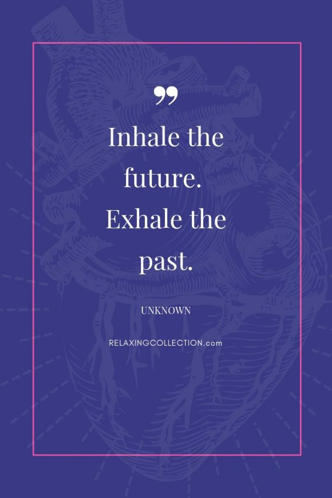Inhale the future