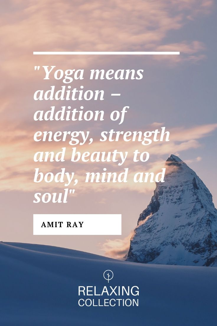 Quote About Yoga